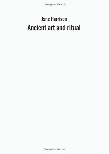 Read Online Ancient art and ritual pdf epub