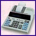 Swintec 12 Digit Print & Display Calculator 4600DPS by Swintec