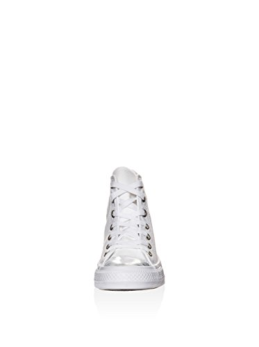 CONVERSE Off Taylor Blanc Brush Star All Blanc Chuck Femme rwrCqxngH