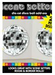 PartyExplosion Disco Balls Scene Setters Add Ons - Pack Of 2