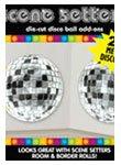 PartyExplosion Disco Balls Scene Setters Add Ons - Pack Of 2 Disco Balls Scene Setter