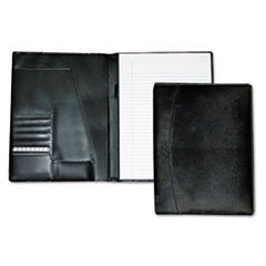 Buxton Men's Classic Pad Folio/Writing Pad, 8-1/2
