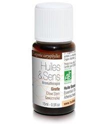 Huiles & Sens - clavo madre aceite esencial - 15 ml [Cuidado Personal]