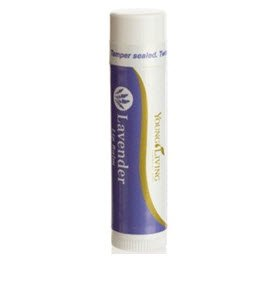Lavender Lip Balm - .16 oz by Young Living Essential Oils (Best Essential Oils For Lip Balm)