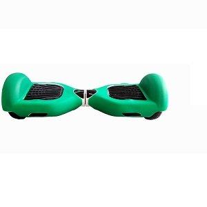 Carcasa Hoverboard funda de protección de silicona verde ...