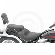 Mustang One-Piece Skirted Seat with Studs 75076 - Seat Wide Mustang Stud