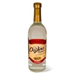 DaVinci Gourmet Almond Flavored Syrup 2 Bottles