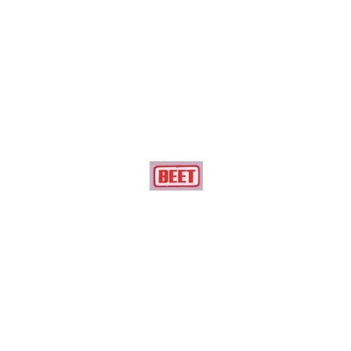 Bw1 Body (BEET embroidery emblem (BEET) 0704-BW1-00)