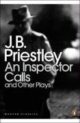 Book cover for An Inspector Calls