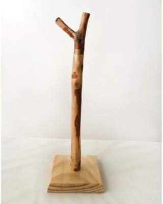 Ruixinshi Kreative Holz- Papierrollenhalter Original Holz ...