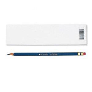 (Prismacolor Col-Erase Erasable Colored Pencil INDIGO BLUE Set/12)