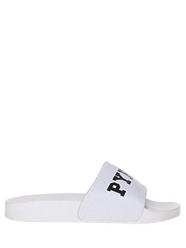 Pyrex , Chaussons pour femme Blanc Cassé blanc M