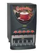 B0057MIARG - Cappuccino Dispenser Imix