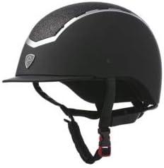 Equi-Theme//EquitM Damen Equith/ème Insert Lam/é Helmet Helm