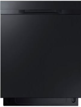 "Realistic Black Stainless Steel DISHWASHER COVER Peel and Stick Black Faux Stainless: Do Mismatched appliance drive you lunatic? Insist on the quality of all EzFaux Decor 5 Layer Films. 36""X26""."