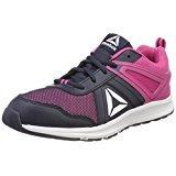 Reebok Almotio 3.0–�?, Mädchen Sneaker, Pink (Pink/COLLEGIATE NAVY)