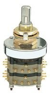 GRAYHILL - 53M15-02-1-24N-C - SWITCH, ROTARY, SP24T, 250mA, 115V by GRAYHILL