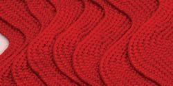 Bulk Buy: Wrights Jumbo Rick Rack 5/8 2 1/2 Yards Red 117-402-065 (3-Pack) Simplicity Creative Group