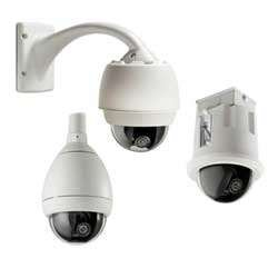 BOSCH SECURITY VIDEO VG5-623-PCS Auto Dome Surveillance Camera, EXview HAD CCD - -