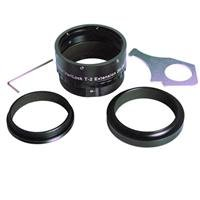 Baader Planetarium VariLock 29 T2 Extension Tube 20-29mm with Graduated Length Scale