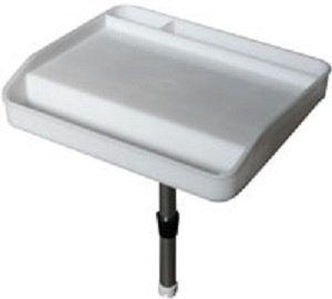 (NEW -Deluxe Bait Cutting Board / Filet Table-FREE adjustable mounting support leg included)