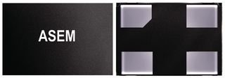 Abracon ASEM1-30.000MHZ-LC-T Mems Oscillator, 30Mhz, 3.2 X 2.5mm, Cmos