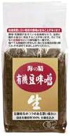 海の精  海の精 有機豆味噌 1㎏  2個
