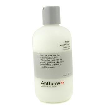 Anthony - Logistics For Men Glycolic Facial Cleanser 237ml/8oz by Jitonrad