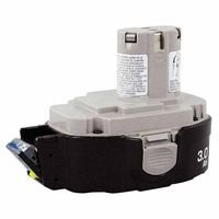 Price comparison product image Rechargeable Battery, 18 V, Pod Style, Sold as 1 EA