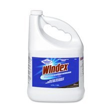 Windex 90940 Powerized Formula Glass Surface Cleaner 1 Gal ()