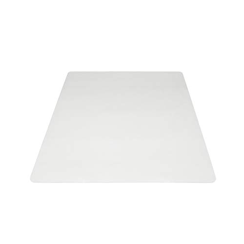 "Image of OFM ESS Collection Chair Mat for Hard Flooring, 46"" X 60"", Clear"