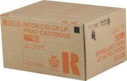 (Ricoh Aficio CL7200 Yellow Toner 10000 Yield Type 160 - Genuine Orginal OEM toner)