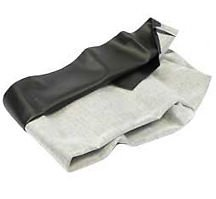 The Parts Place Impala Convertible Well Liner - Black ()