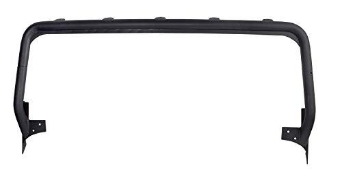 Rugged Ridge 11232.21 Textured Black Windshield Frame Light Bar
