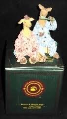 Boyds Bears - Dolly & Ollie Llama Pajama Rama - #2441