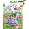 Enchanting Fairies : How to Paint Charming Fairies and Flowers, Lanza, Barbara, 1581809220