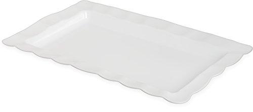Scalloped Rectangular Platter - 7