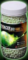 G&G Tracer .25g 2400 ct. BBs ()