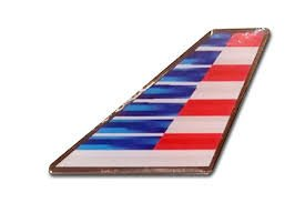 American Airlines Tailpin PIN028