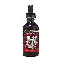 Bricker Labs B-12 Blast Raspberry Liq 2 oz ( Multi-Pack)