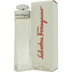 (SALVATORE FERRAGAMO by Salvatore Ferragamo (WOMEN) SALVATORE FERRAGAMO-EAU DE PARFUM SPRAY 3.4 OZ & BODY LOTION 1.7 OZ & SHOWER GEL 1.7 OZ)