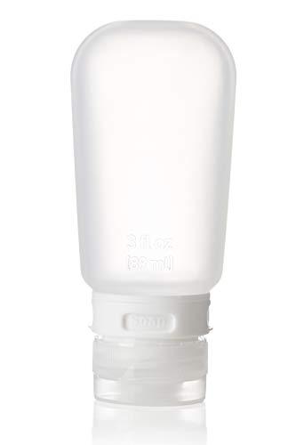 Humangear Go Toob Liquid Travel Bottle, Large (3oz), Transparent