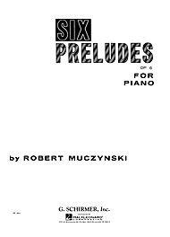 robert muczynski preludes - 3