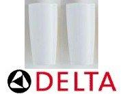 Delta A62PR Faucet Accent, Porcelain by DELTA FAUCET