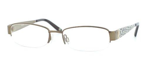 BEBE Monture lunettes de vue BB5028 001 Marron 49MM