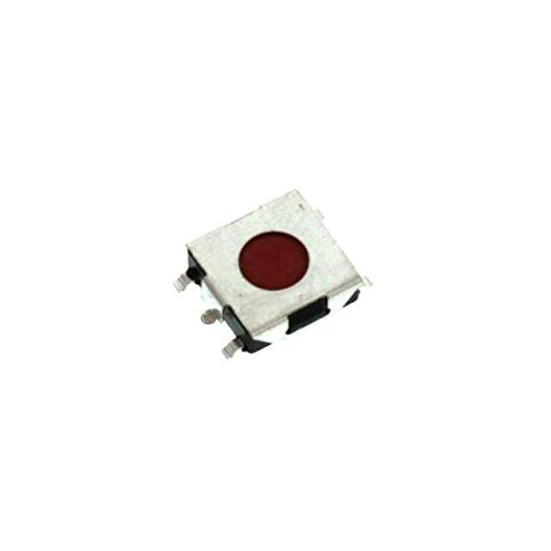 SWITCH TACTILE SPST-NO 0.05A 12V (Pack of 100) (FSM1JELGETR) by TE Connectivity ALCOSWITCH Switches