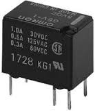 G5V-1-9DC Ultra-miniature, Highly Sensitive SPDT Relay for Signal Circuits, 9VDC Coil