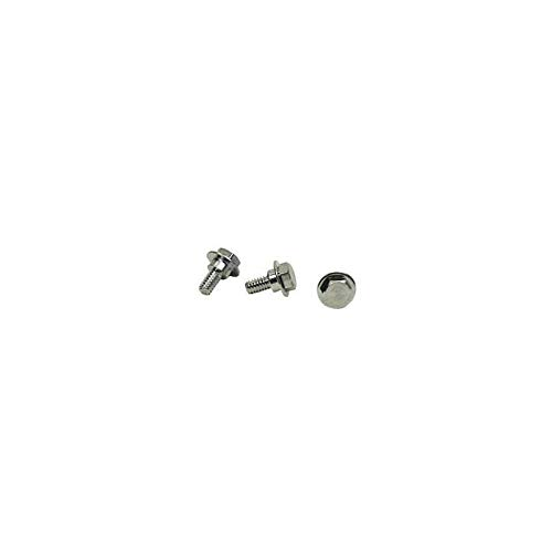 Eckler's Premier Quality Products 33179588 Camaro Headlight Door Shouldered Mounting Bolts Rally Sport (RS)