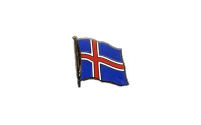 Iceland Flag Lapel Pin