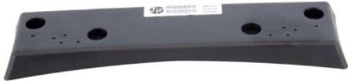 CPP Front Primed License Plate Bracket for 2010-2013 Kia Forte KI1068100